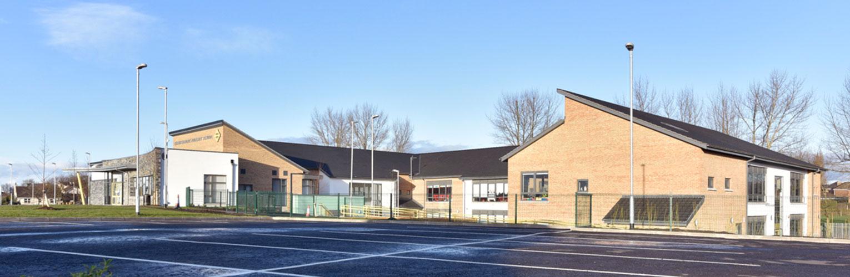 Tannaghmore Primary School, Lurgan