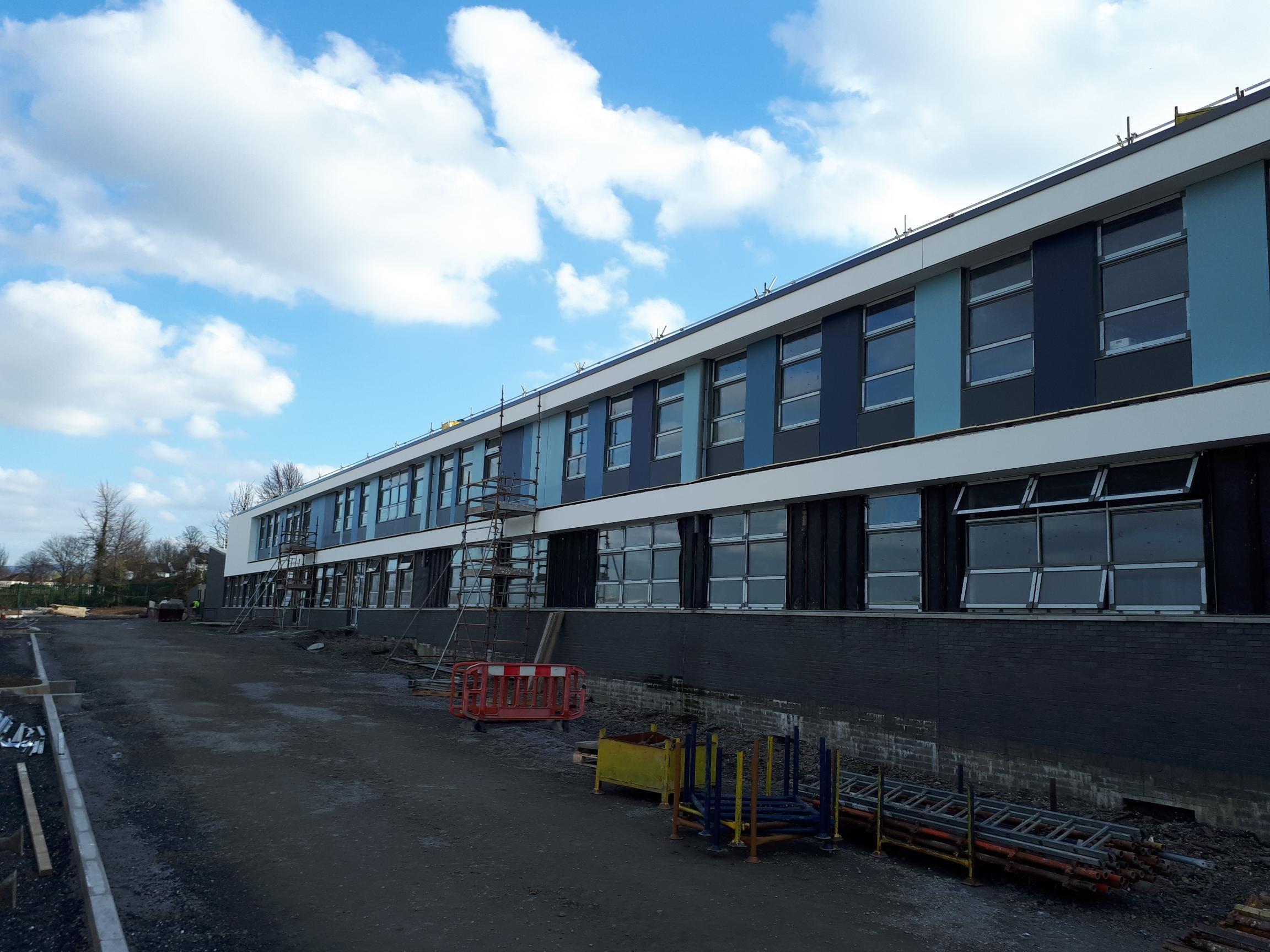 Kingswood Post Primary School, Dublin