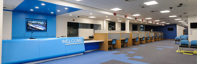 Jobs & Benefits Office, Strabane