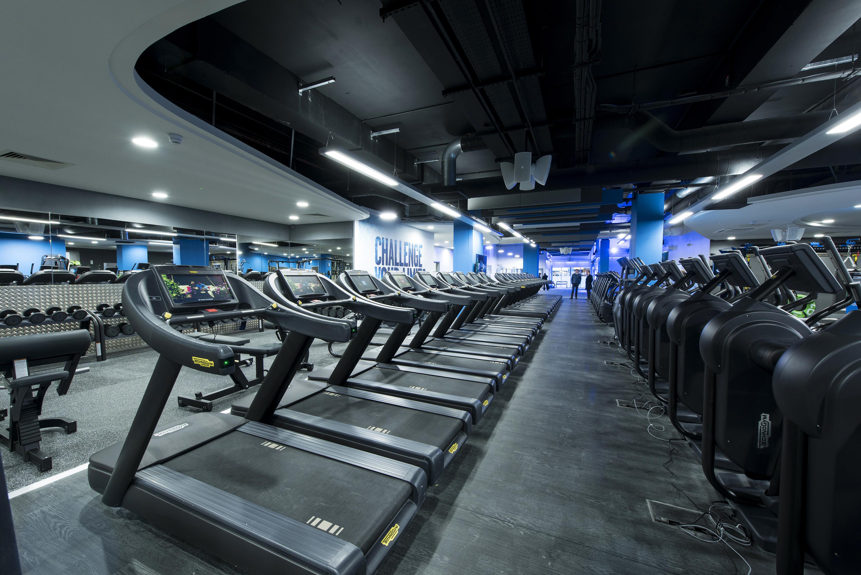 Better Gym, Church Lane, Belfast